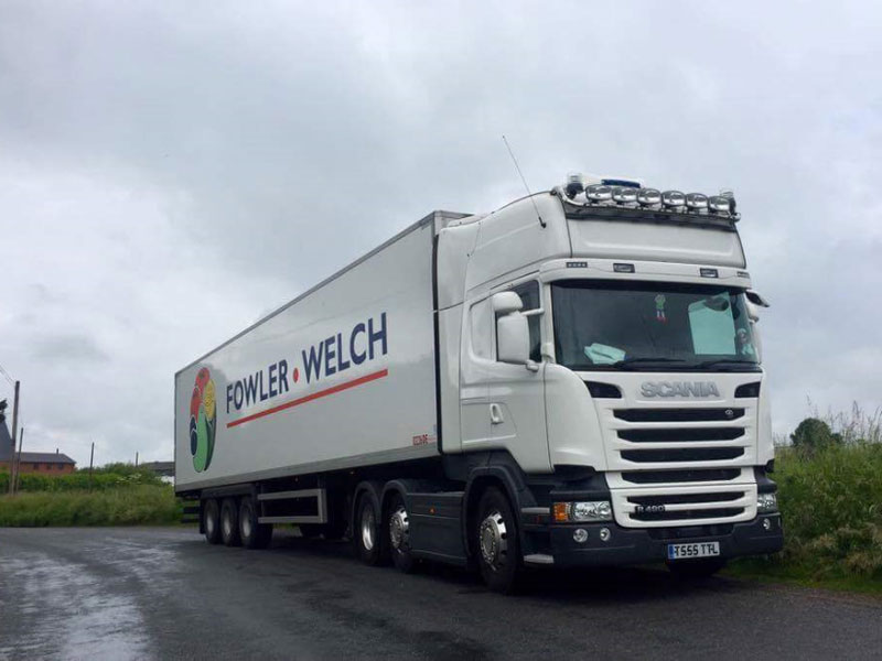 Traction vehicles from Teall Transport